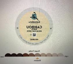 Caribou Coffee Signature Blend Kosher Medium Roast  Free Shi