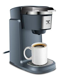 Single Cup Coffee Maker -Personal Single Serve Coffee Brewer