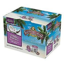 Margaritaville Coffee Single Serve Brew Cups, Calypso Coconu
