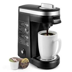 CHULUX Single Serve Coffee Maker Brewer for Single Cup Capsu