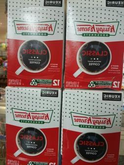 Krispy Kreme Smooth Keurig K-Cups Coffee, 12 Count