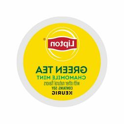 Lipton Soothe Green Tea with Chamomile and Mint 24 to 144 Ke