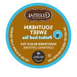 CELESTIAL SOUTHERN SWEET ICED BLACK TEA K CUP 22 COUNT