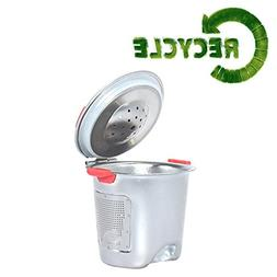 Okcafe Refillable Stainless Steel Coffee Filters for Keurig