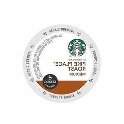 "STARBUCKS Coffee Keurig K-Cups ""Pike Place Roast Coffee"" - 1"