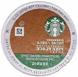Starbucks Decaf Pike Place Roast K Cups