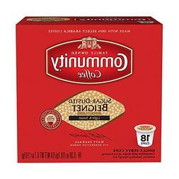 Community Coffee Sugar Dusted Beignet Flavored Medium Roast