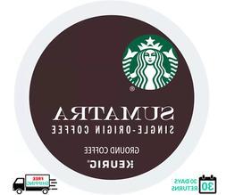 Starbucks Sumatra Keurig Coffee K-cups YOU PICK THE SIZE