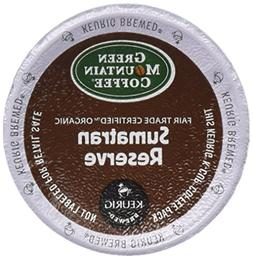 Green Mountain Sumatran Reserve K-Cup Green Mountain