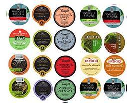 20 Cup Super TEA sampler 20 Varieties! NEW flavors! Harney T