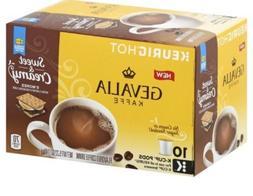 Gevalia Sweet & Creamy S'mores Coffee, Keurig K-Cups - 2 Box