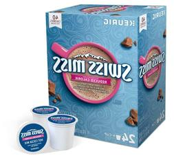 Swiss Miss Sensible Sweets Light Hot Cocoa 24 to 144 Keurig