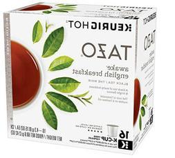 Tazo Awake English Breakfast Tea K Cups Keurig Single-Serve