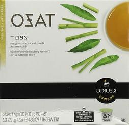 Starbucks Tazo Tea * Zen * Green Tea, 16 K-Cups for Keurig B