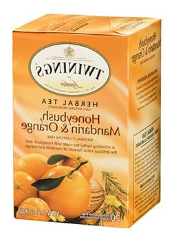 Twining Tea Tea Hrbl Unwind Hnybsh Mdrn Or