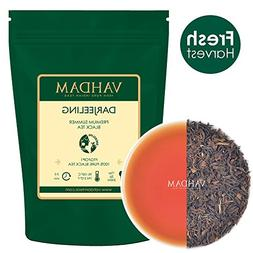 VAHDAM, Darjeeling Tea Leaves from Himalayas , 100% Ce