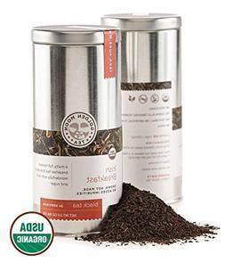 Golden Moon Tea - Irish Breakfast Tea - Organic - Loose Leaf