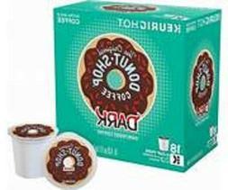The Original Donut Shop Dark Roast Coffee Keurig K-Cups - 18
