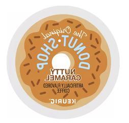 The Original Donut Shop Nutty Caramel Keurig K-Cups 18 Count
