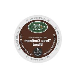 Green Mountain Three Continent Blend 96  K Cups Hard To Find