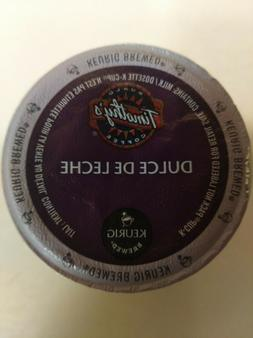 Timothy's box of 95 indulgent beverage k-Cups  Exp 2017