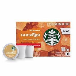 Starbucks Toffeenut Ground Coffee 10 K~Cups Signature Collec