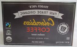 TRADER JOE'S FAIR TRADE ORGANIC COLUMBIAN COFFEE MEDIUM ROAS