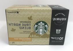 Starbucks True North Blend K Cups 10 Count Unopened Keurig N