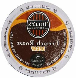 Tully's French Roast K-Cups Green Mountain Coffee Dark Roast