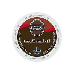 Tully's Coffee K-Cups, Italian Roast, 96 Count