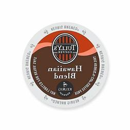 Tully's Extra Bold Coffee Keurig K-Cups - Hawaiian Blend, 24