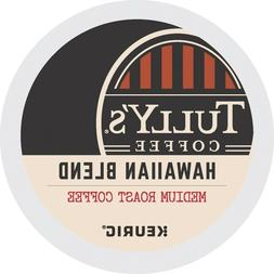 Tully's Hawaiian Blend Coffee 18 to 144 K cups Pick Any Quan