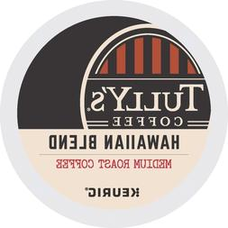 Tully's Hawaiian Blend Coffee 18 to 108 K cups Pick Any Quan