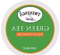 Twinings Decaf Green Tea 24 to 144 Count Keurig K cups Pick