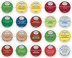 Twinings Keurig 2.0 K Cup Sampler Assortment 20 Count with 1