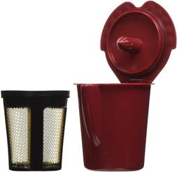 Solofill V1 GOLD CUP 24K Plated Refillable Filter Cup for Co