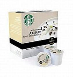 Starbucks Vanilla Light Roast Coffee Keurig K-Cups - 24 Coun