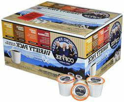 Founding Fathers Variety Pack Coffee 36 or 80 Count Keurig K
