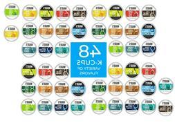 variety pack for keurig k cup 48