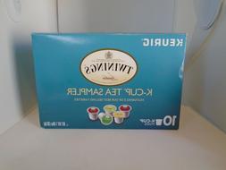 TWININGS Variety Pack Tea K-Cups - 10 count KEURIG