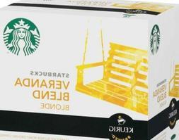 Starbucks Veranda Blend Blonde Roast Coffee K-Cups Keurig Ho