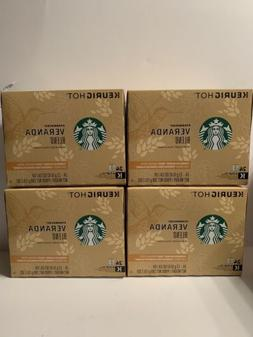 Starbucks Veranda Blend Blonde Roast K-Cups • 96 Count •