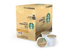 Starbucks Veranda Blend Coffee Keurig K-Cups 24-Count