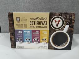 Victor Allen single serve K-cups: Variety Pack, 100 count