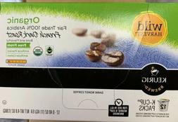 Wild Harvest Organic French Dark Roast K-cups For Keurig - C